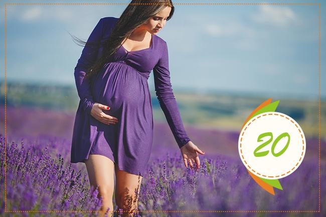 беременность на 20 неделе