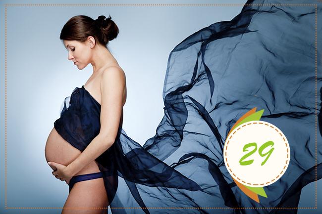 двадцать девятая неделя беременности