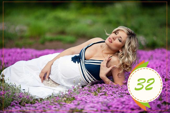 32 неделя беременности