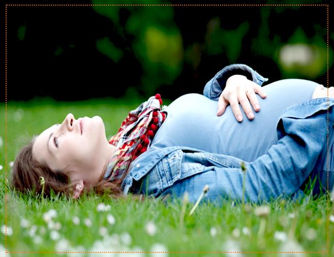 матка на 28 недели беременности