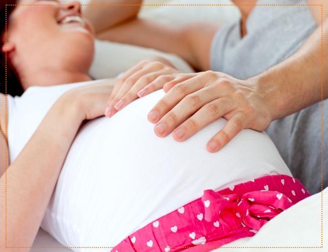 Анальный секс в третьем триместре беременности