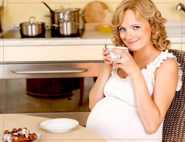 Как правильно употреблять кофе при беременности