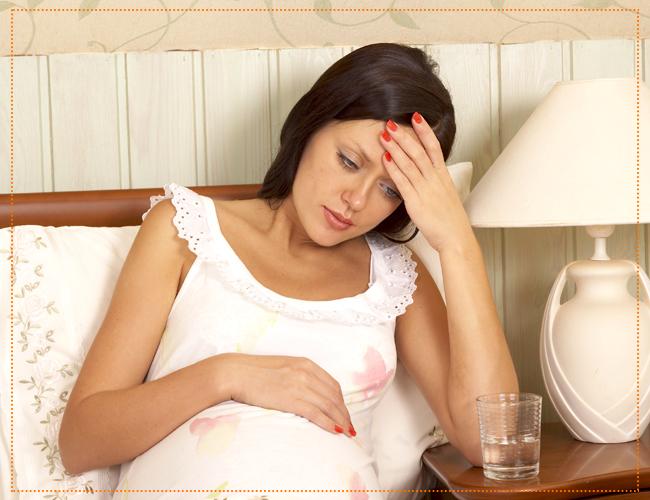 Как уменьшить симптомы токсикоза
