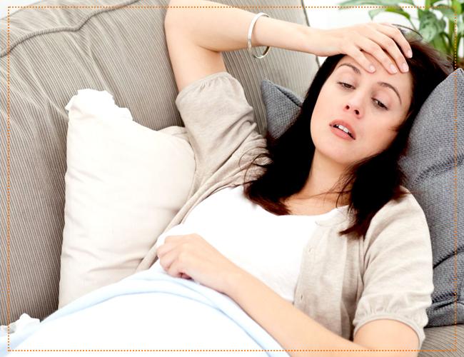 Мучает изжога во время беременности
