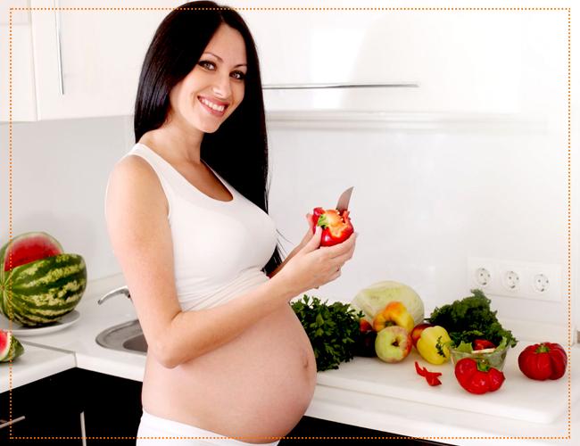 питание у беременных при токсикозе