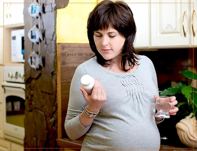 Признаки изжоги при беременности