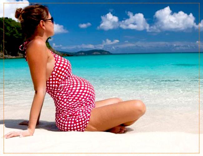 автозагар при беременности
