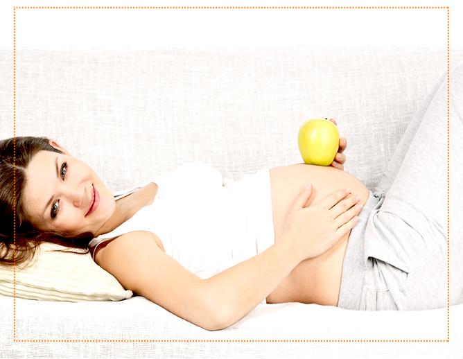 питание на сорокой недели беременности