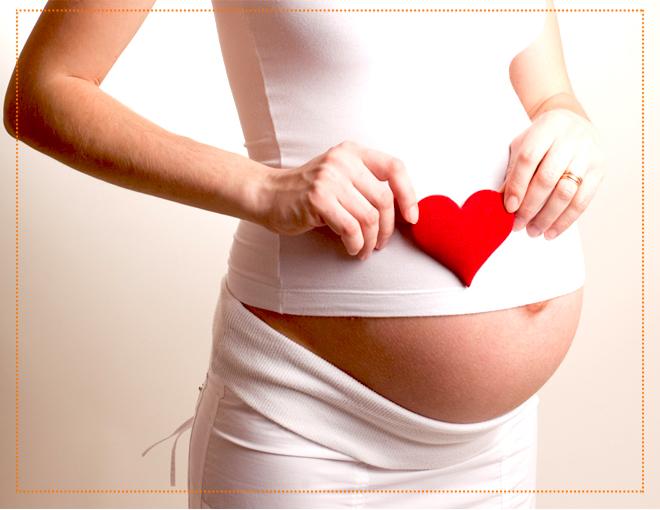 размер плода на 30 недели беременности