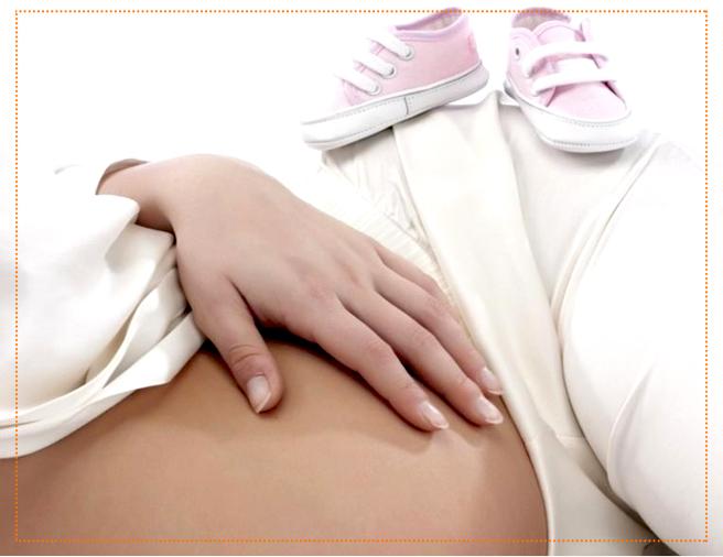 размер плода на 31 недели беременности