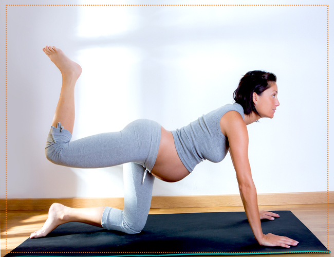 спорт на 38 недели беременности