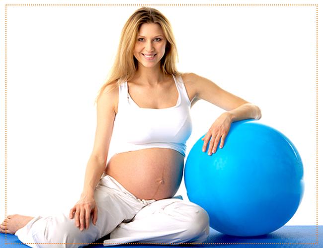 Пилатес при беременности