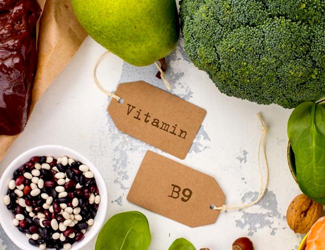 Дефицит витамина B9