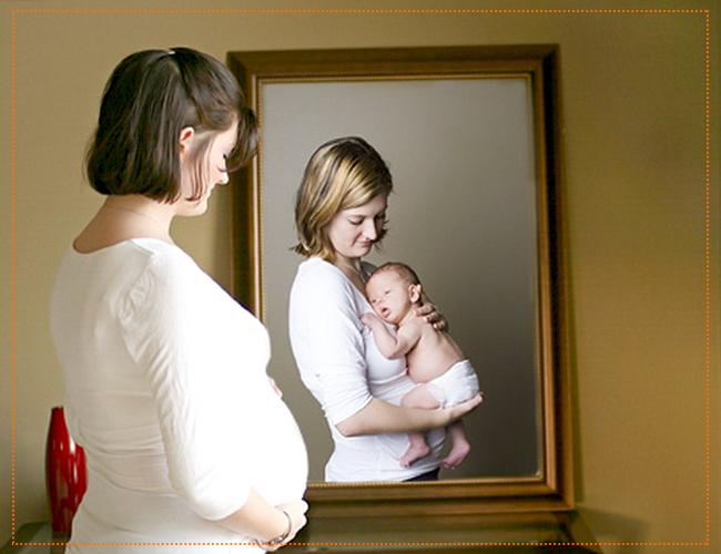 Место нахождения и состояние матки