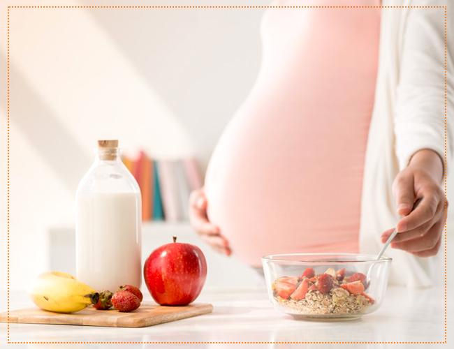 Питание при планировании беременности для чистки кишечника