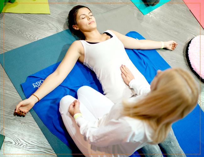 Йога-нидра для беременных