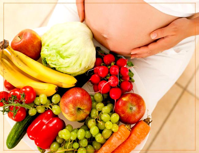 питание на 41 недели беременности