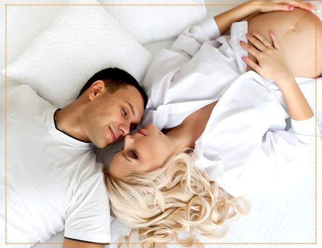 простуда на губах во время беременности последствия