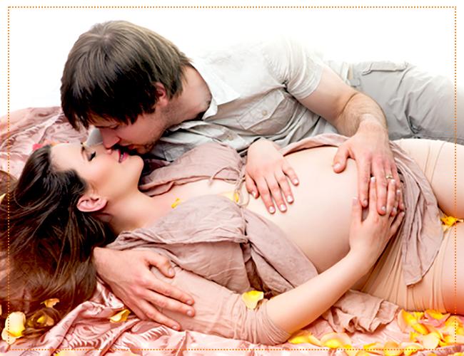 правильные позы для сна во время беременности