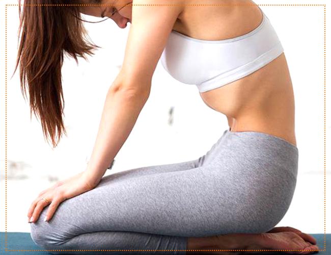 Упражнение вакуум при беременности