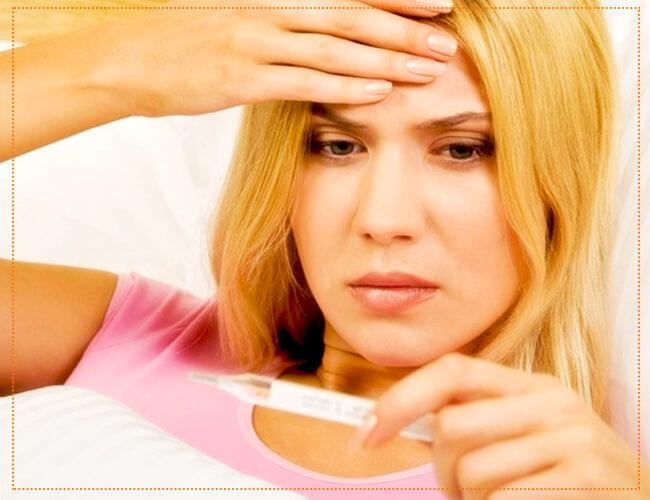 Можно ли применять уксус беременным при простуде