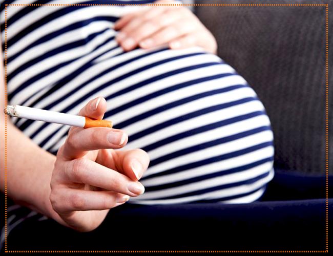 бросить курить во время беременности