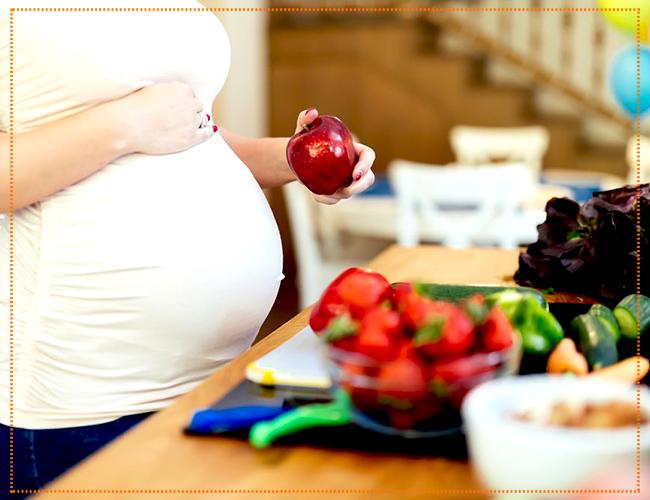 что нельзя при разгрузочных дня беременным