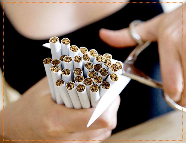 как избавиться от зависмости к курению