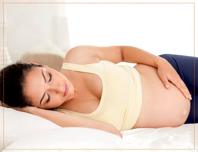 Зачем гладить живот беременной 51
