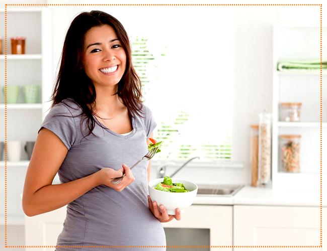 разгрузочный день при беременности