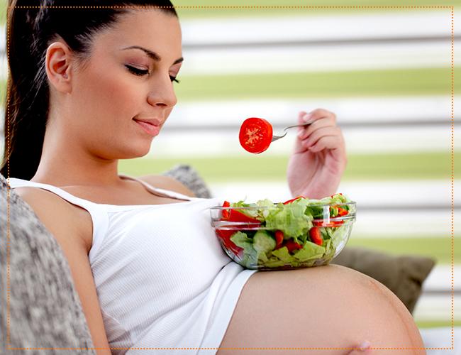 разгрузочный день во время беременности