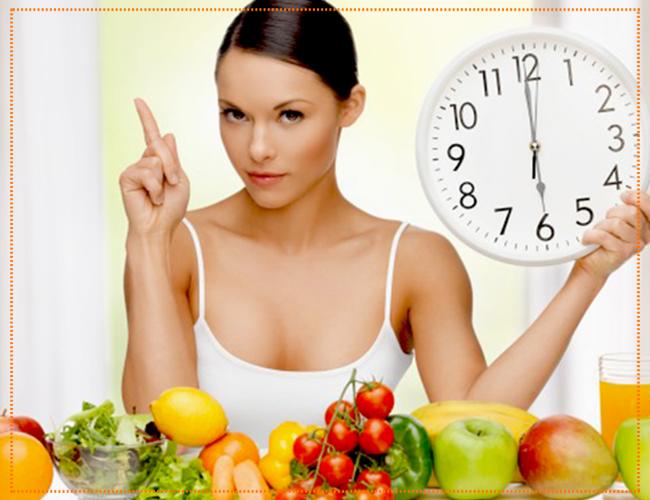 режим питания и разгрузочные дни