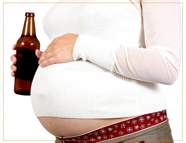 можно ли безалкогольное пиво беременным