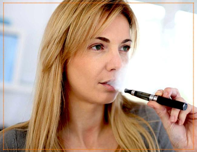 бросить курить беременной