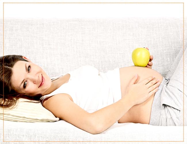 в какой позе спать беременным женщинам