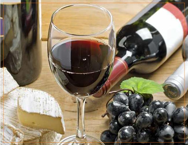 вино красное второй триместр