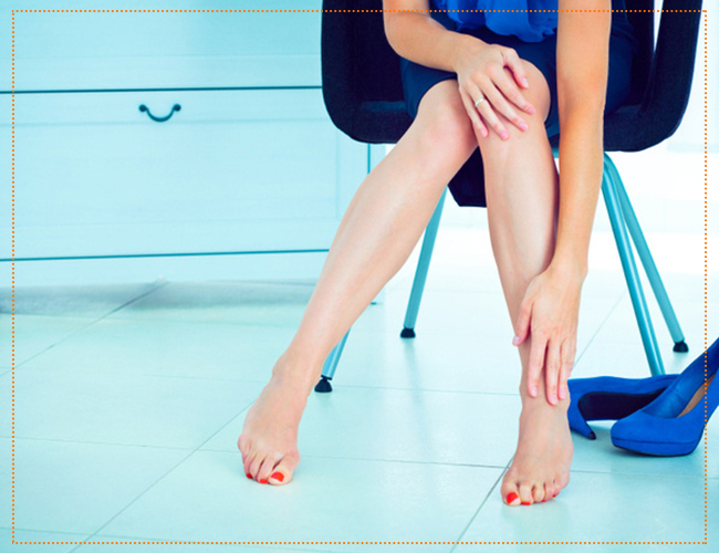 болят ноги на ранних сроках беременности