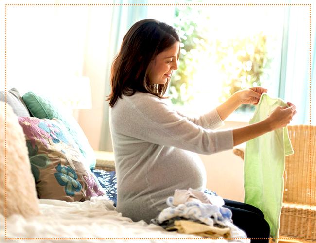 гнездования у беременных