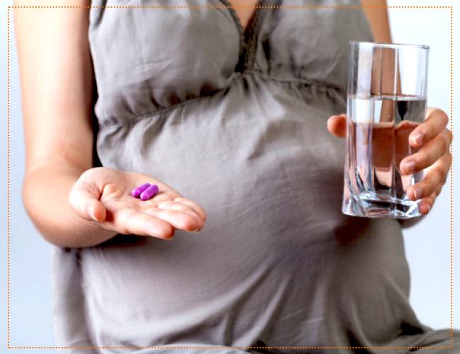как принимать утражестан при беременности