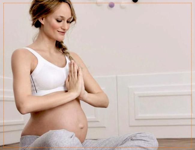 йога для беременных 3 триместре