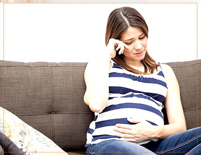 Плаксивое настроение при беременности
