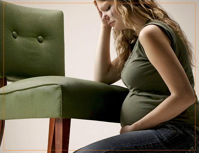 чем опасен стресс при беременности